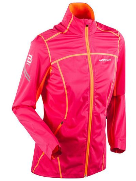 Спортивная куртка водонепроницаемый для бега Bjorn Daehlie