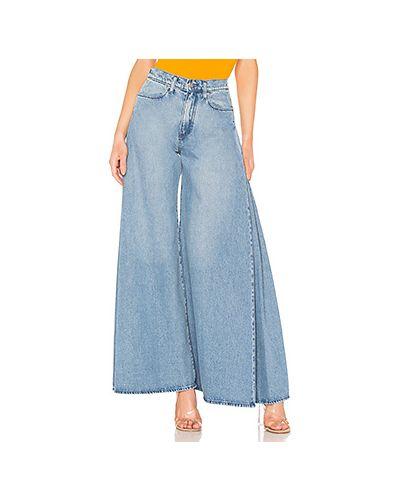Широкие джинсы mom Nobody Denim