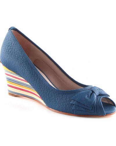Синие туфли Werner