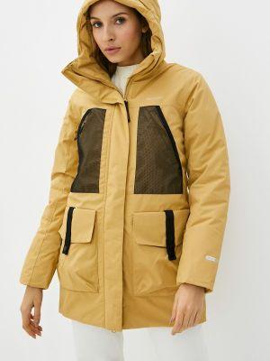 Бежевая зимняя куртка Merrell