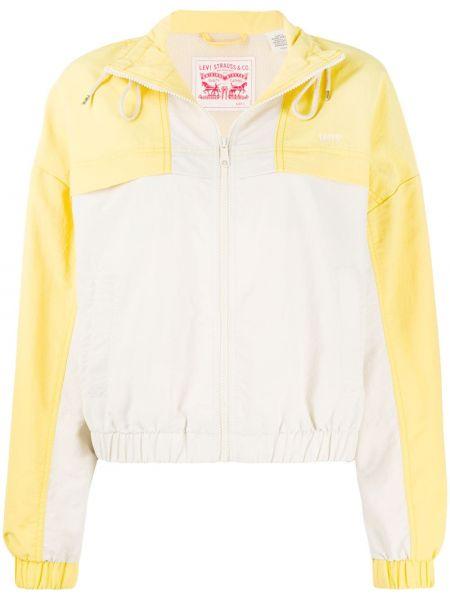 С рукавами желтая куртка с воротником Levi's®