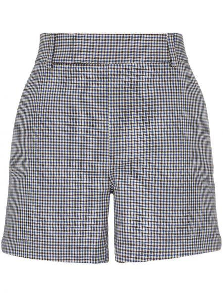 Нейлоновые шорты с карманами на пуговицах Plan C