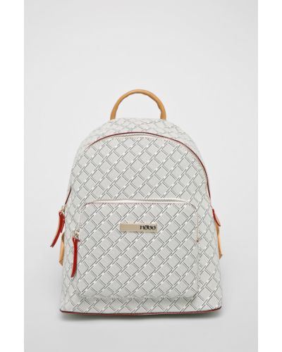Рюкзак белый Nobo