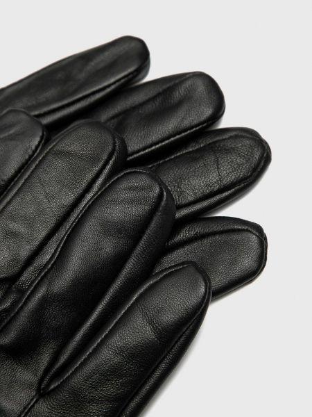 Желтые перчатки с янтарем Medicine