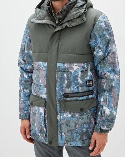 Куртка горнолыжная осенняя зеленая Termit