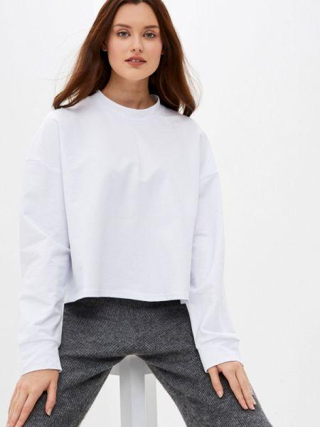 Белая свитшот Irma Dressy