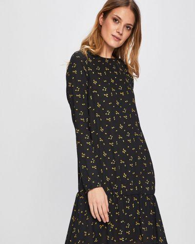 Платье мини свободного кроя с заниженной талией Answear