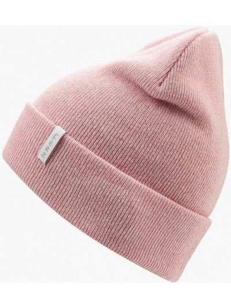 Шапка осенняя розовый Ferz