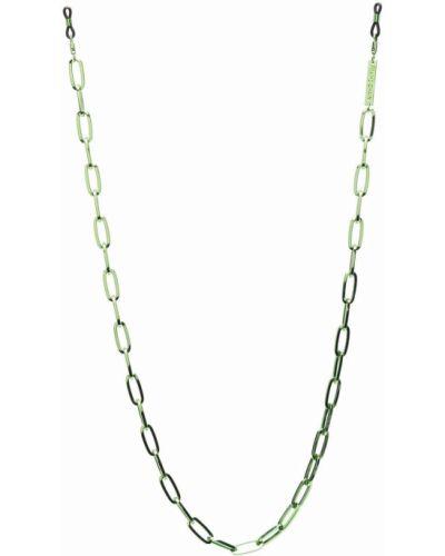 Zielone okulary Frame Chain