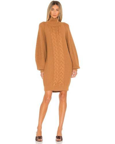 Шерстяное платье Caroline Constas