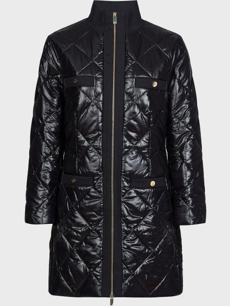 Куртка на молнии - черная Luisa Spagnoli