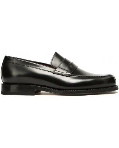 Кожаные туфли Franceschetti