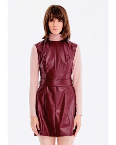 Кожаное платье Musthave