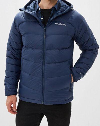 Куртка осенняя синяя Columbia