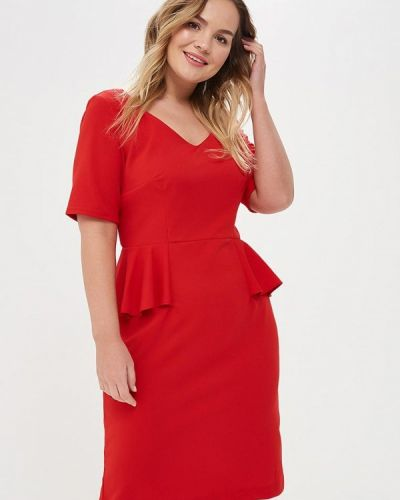 Платье - красное Wersimi