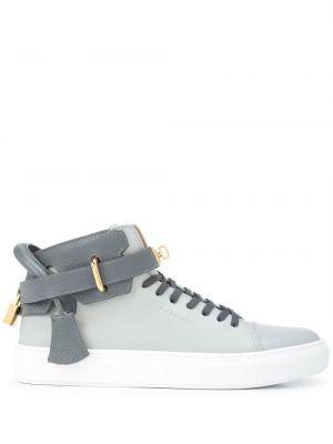 Sneakersy koronkowe Buscemi