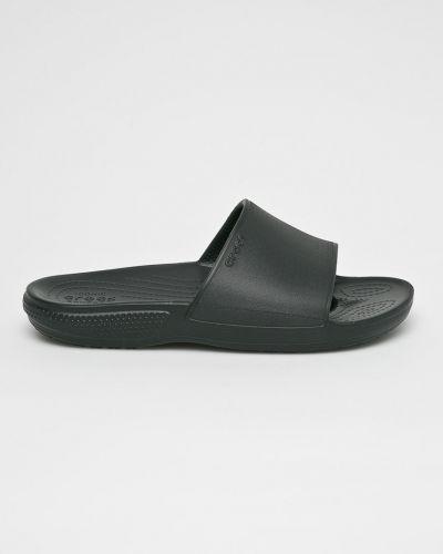 Спортивные сандалии черные Crocs