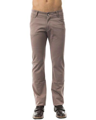 Beżowe spodnie Byblos