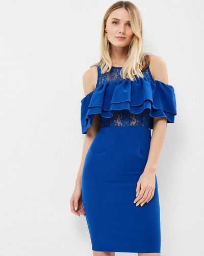 Синее платье Phard