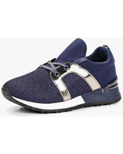 Синие кроссовки низкие Saivvila
