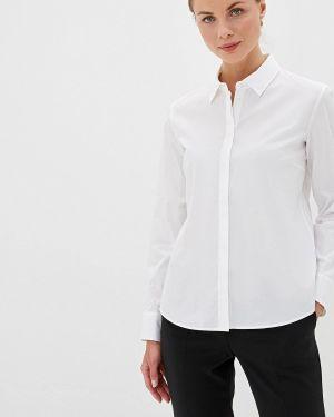 Блузка с длинным рукавом польская белая Boss Hugo Boss