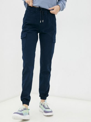 Синие зимние брюки Mossmore