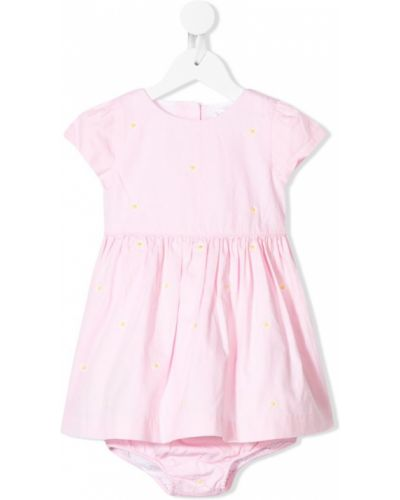 Платье розовый с принтом Ralph Lauren Kids