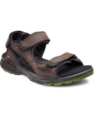 Спортивные сандалии желтый с подкладкой Ecco