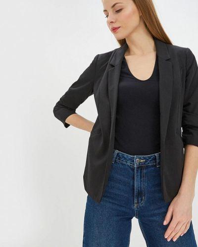 Пиджак черный Dorothy Perkins