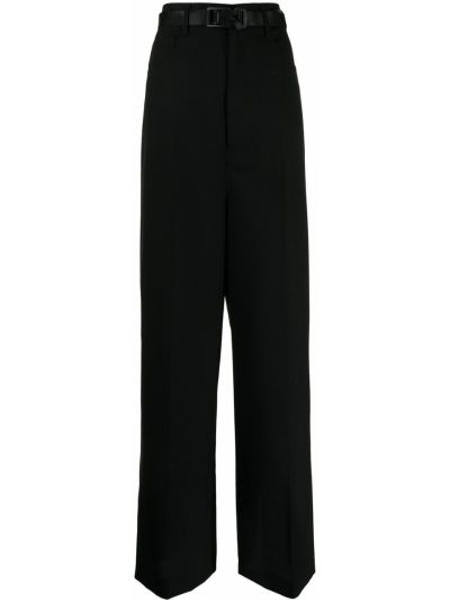 Spodnie z klamrą - czarne Enfold