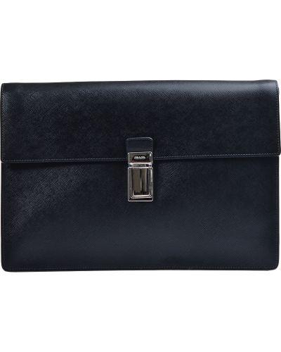 Портфель черный Prada