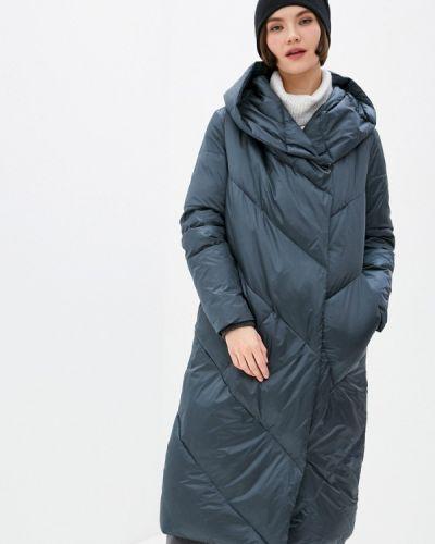 Бирюзовая утепленная куртка Winterra