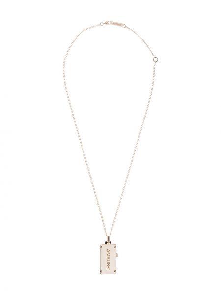 Ожерелье из серебра серебряный Ambush