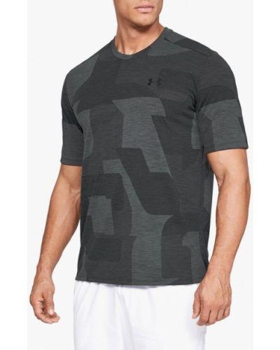 Спортивная футболка серая Under Armour