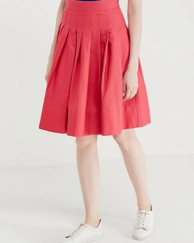 Розовая юбка весенняя United Colors Of Benetton