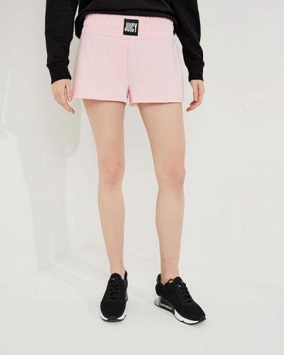Спортивные шорты розовый Juicy By Juicy Couture