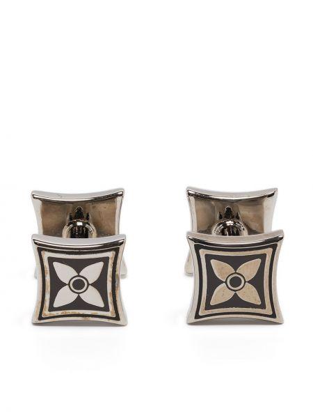 Spinki do mankietów srebrne Louis Vuitton