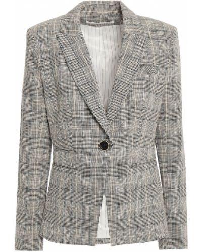 Шерстяной пиджак с подкладкой на пуговицах Veronica Beard