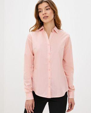 Рубашка с длинным рукавом розовый Piazza Italia