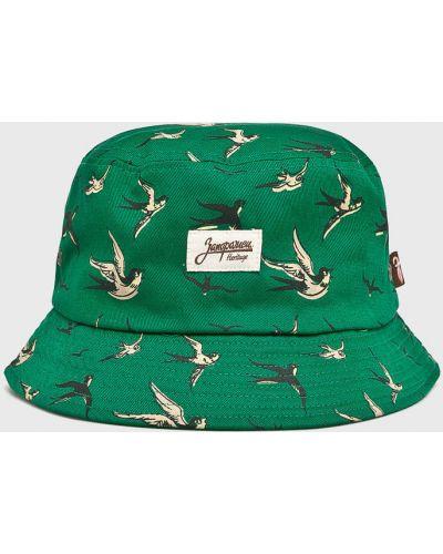 Зеленая шляпа True Spin