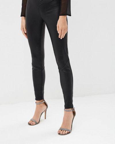 Черные зауженные брюки Y.a.s