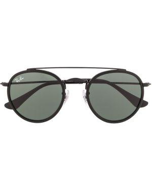 Черные солнцезащитные очки Ray Ban Junior