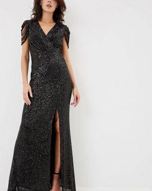 Вечернее платье турецкий черное Joymiss