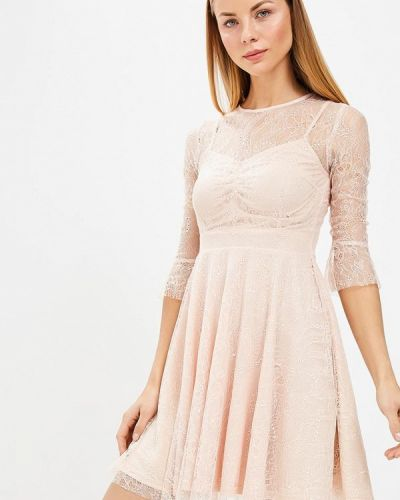 Платье мини весеннее Soky & Soka
