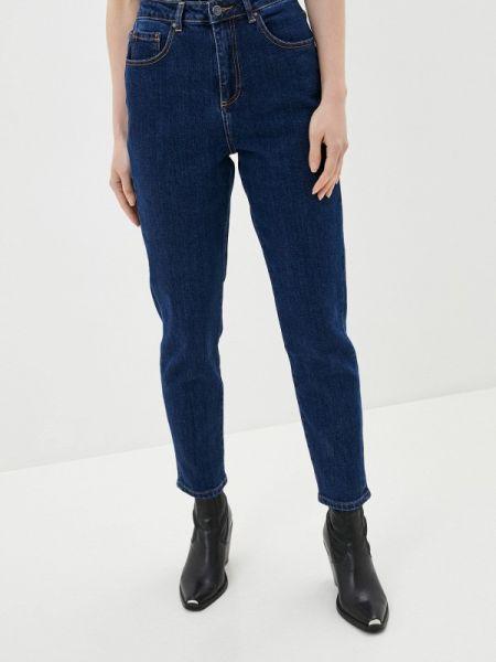 Зауженные джинсы - синие Miss Bon Bon