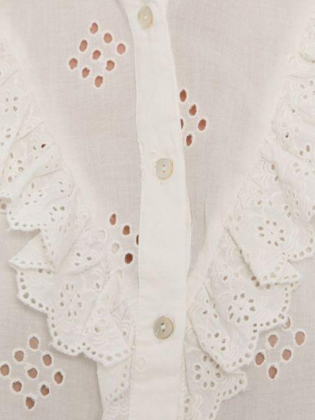Хлопковая рубашка Jacqueline De Yong