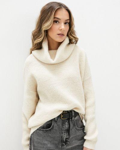 Бежевый свитер Yumi