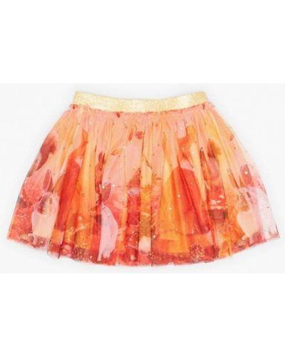 Оранжевая юбка Acoola