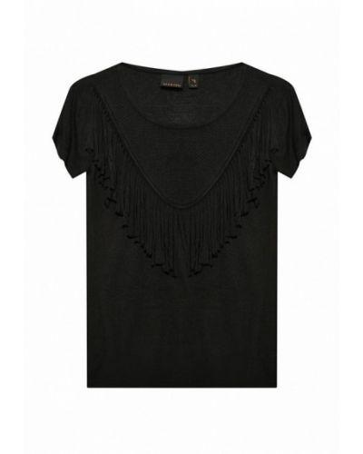 Черная футболка B-karo