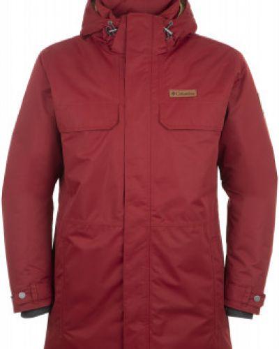 Куртка с капюшоном спортивная водонепроницаемая Columbia